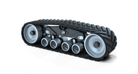 CAMSO Trailed Track Systems