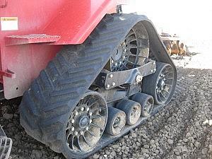 32 inch Quadtrac track