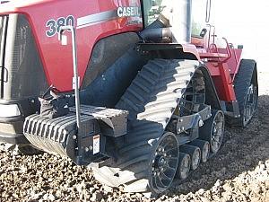 32 inch vs. 30 inch Quadtrac track