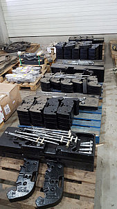AGCO Challenger Spare Parts